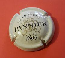 CAPSULE Champagne PANNIER  Depuis 1899  (3)  Voir Photo - Pannier