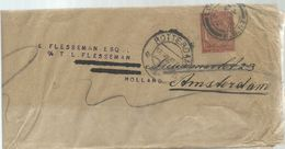 STATIONERY  A ROTTERDAM - 1902-1951 (Kings)