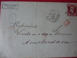 16.02.18_LSC De Paris  Etoile 1  Sur N°32, - Postmark Collection (Covers)