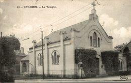 ENGHIEN LE TEMPLE - Enghien Les Bains