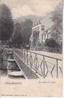 Route De Liege - Chaudfontaine