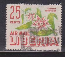 LIBERIA Scott # C92 Used - Airmail Issue - Liberia