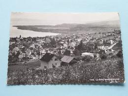 La Côte Neuchateloise ( 749 - John Dubois ) Anno 1939 ( Zie Foto Details ) ! - NE Neuchâtel