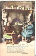 AU BERRY,LES VIEUX -VIAGGIATA-NO.1950-FP-4882 - Belgique