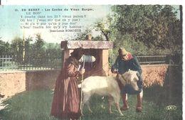 EN BERRY ,LES CONTES DU VIEUX  BARGER-VIAGGIATA-NO.1950-FP-4885 - Belgique