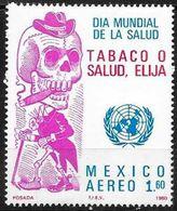 Messico/Mexico/Mexique: Campagna Antitabacco, Anti-smoking Campaign, Campagne Antitabac - Droga