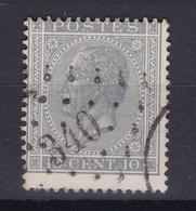 N° 17   LP 340 SPA - 1865-1866 Linksprofil