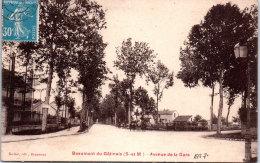 77 BEAUMONT EN GATINAIS - Avenue De La Gare - France