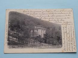 IDENTIFICIER / IDENTIFY ( E. Jungmann ) Anno 1908 Neuchatel ( Zie Foto Details ) ! - NE Neuchâtel