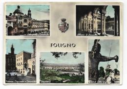 FOLIGNO - VEDUTE  - VIAGGIATA FG - Perugia