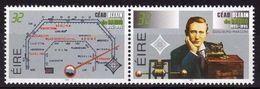 1995 - ITALIA-IRLANDA, Centenario Della Radio, Emissione Congiunta - MNH ** - Joint Issues