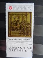 S.M.O.M 1981 UNIFICATO N° 194 ** - PIEVE DI SAN GIOVANNI NEL DUOMO DI SIENA - Malte (Ordre De)