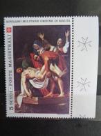S.M.O.M 1983 UNIFICATO N° 215 ** - ANNEE SAINTE - Malte (Ordre De)