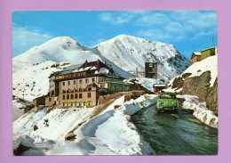 Passo Dello Stelvio - Albergo Stilfserjoch - Sondrio