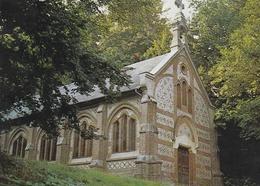 CPM  De  LES  PETITES  DALLES  (76)  -  La  Chapelle   //    TBE - Eglises Et Couvents