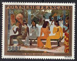 Polynésie Poste Aérienne N° 75 *, Tableau Gauguin, à Moins De 15% De La Cote - Posta Aerea