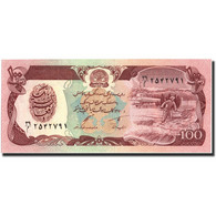 Billet, Afghanistan, 100 Afghanis, Undated (1979-91), Undated, KM:58a, NEUF - Afghanistan