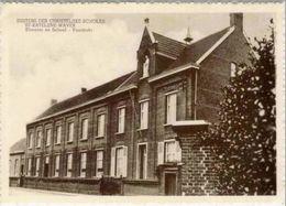 SINT-KATHELIJNE-WAVER - Klooster En School - Voorzicht - Sint-Katelijne-Waver
