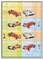 Argentinië 2001, Postfris MNH, Racing Cars - Argentinië