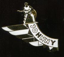 Pin's - JOHNNY HALLIDAY - Music