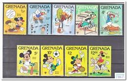 Grenada 1989, Postfris MNH, Sport - Grenada (1974-...)