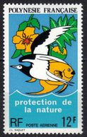 Polynésie Poste Aérienne N° 82 **, Protection De La Nature - Unused Stamps