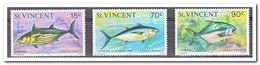 St. Vincent 1976, Postfris MNH, Fish - St.Vincent (1979-...)