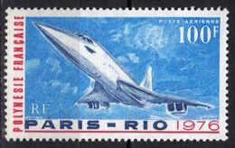 Polynésie Poste Aérienne N° 103 **, Concorde - Unused Stamps