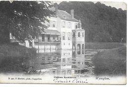 Château Byckhoven, Wyneghem, Verstuurd 1903 - Wijnegem