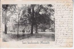 Kleine Ring 1902 - Hasselt