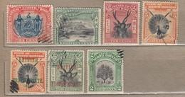 NORTH BORNEO 1897-1909 Used (o) Stamps Lot #12811 - Nordborneo (...-1963)