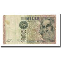 Billet, Italie, 1000 Lire, 1982-01-06, KM:109b, TB - [ 2] 1946-… : République