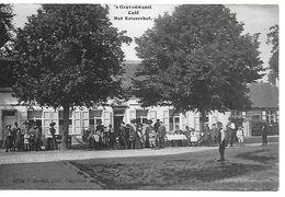 's Gravenwezel, Café Het Keizershof, Verstuurd 1911 - Schilde