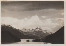 (CH1097)  CAMPFER. CHESA GUARDALEJ AUF PIZ LA MARGNA   ... UNUSED - GR Graubünden