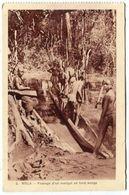 CENTRAL AFRICAN REPUBLIC - AK 316047 Passage D'un Marigot En Foret Vierge - Central African Republic