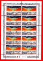 RSA, 2000, MNH Sheet Of Stamps  , SACC 1251, Millennium, F3810 - Zuid-Afrika (1961-...)