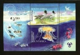 RSA, 2009, MNH Sheet Of Stamps  , SACC 1938, Preserve Polar Regions, F2625 - Ongebruikt