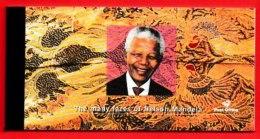 RSA, 2001, MNH Booklet Of Stamps  , SACC 1477, Nelson Mandela Booklet 7, F2454 - Ongebruikt