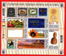 RSA, 2010, MNH Sheet Of Stamps  , SACC 2103, Print Technics, F3849 - South Africa (1961-...)