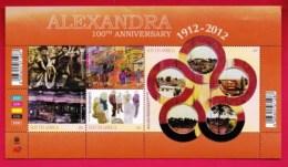 RSA, 2012, MNH Sheet Of Stamps  , SACC 2231, Alexandra, M9308 - South Africa (1961-...)