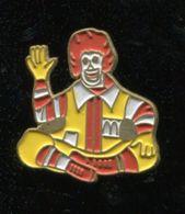 Pin's -  Ronald M - McDonald's