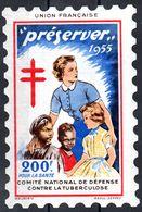 Vignette Grand Format 1955 - Erinnofilia