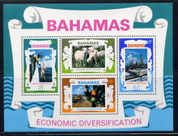 BAHAMAS, SOUVENIR SHEET, NO. 377a, MNH (LG) - Bahamas (1973-...)