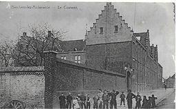 Berchem-lez-audenarde, Le Couvent, Verstuurd 1911 - Kluisbergen