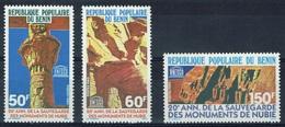 Benin, Abu Simbel Temples, 1980, MNH VF - Benin - Dahomey (1960-...)