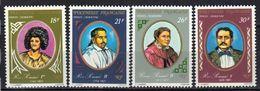 Polynésie Poste Aérienne N° 106 - 109 ** - Unused Stamps