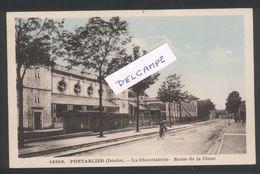 Pontarlier - La Chocolaterie  Route De La Cluse - Pontarlier