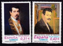 2008,  Spanien, 4351/52, Persönlichkeiten.  MNH ** - 1931-Hoy: 2ª República - ... Juan Carlos I