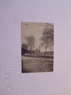 Odense. - Anlæget Ved Ansgar Kirke. (24 - 4 - 1910) - Danemark