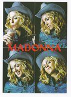 MADONNA Carte Postale N° 1215 Madonna Louise Ciccone - Musique Et Musiciens